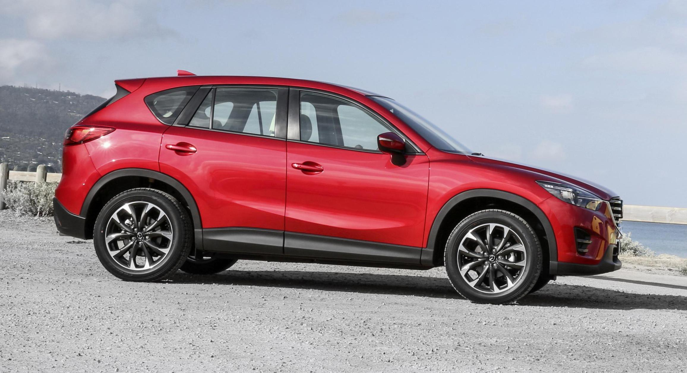 CX-5 Mazda prices hatchback