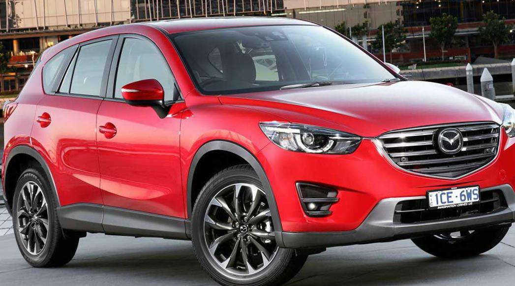 Mazda CX-5 review 2009