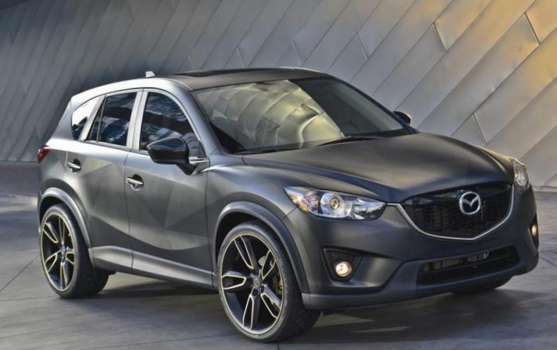 Mazda CX-5 reviews 2012