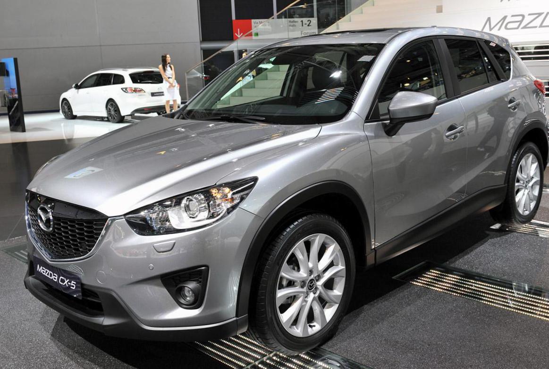 Kelebihan Mazda Cx 5 2010 Top Model Tahun Ini