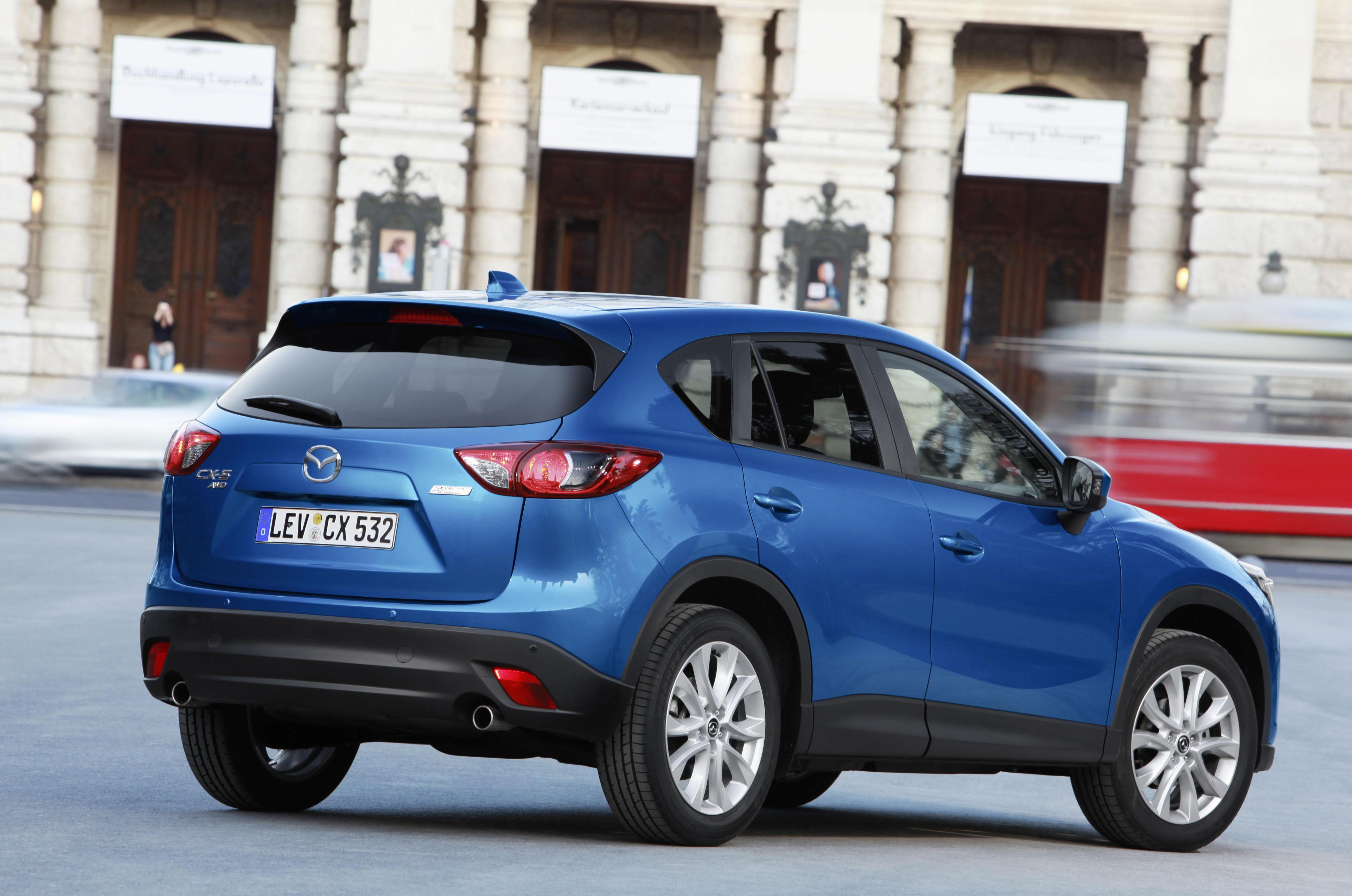 Kekurangan Mazda Cx 5 2010 Review