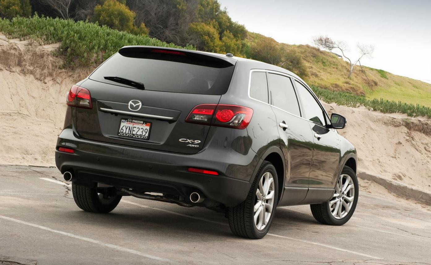 CX-9 Mazda approved hatchback