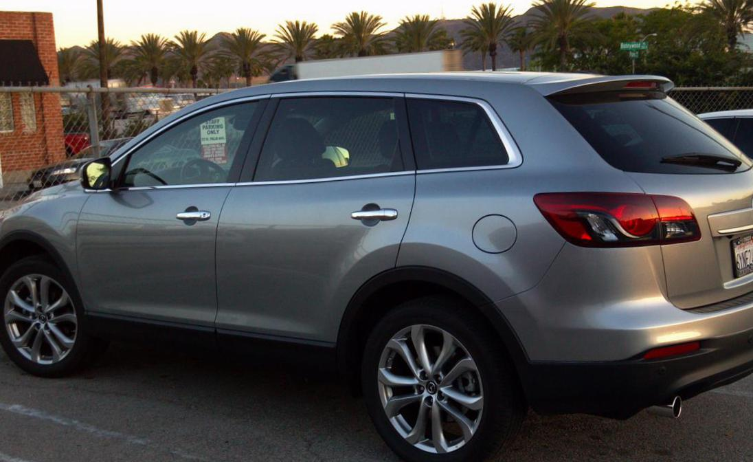 Mazda Cx 9 Photos And Specs Photo Cx 9 Mazda Lease And 26