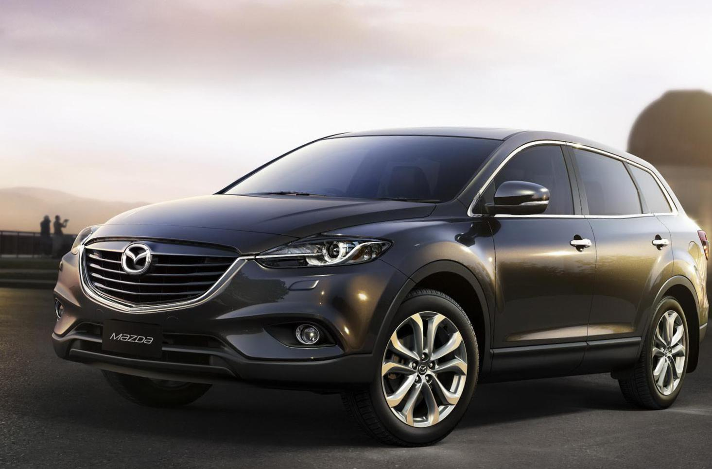 CX 9 Mazda Specifications 2015