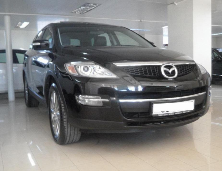 CX-9 Mazda Specifications hatchback