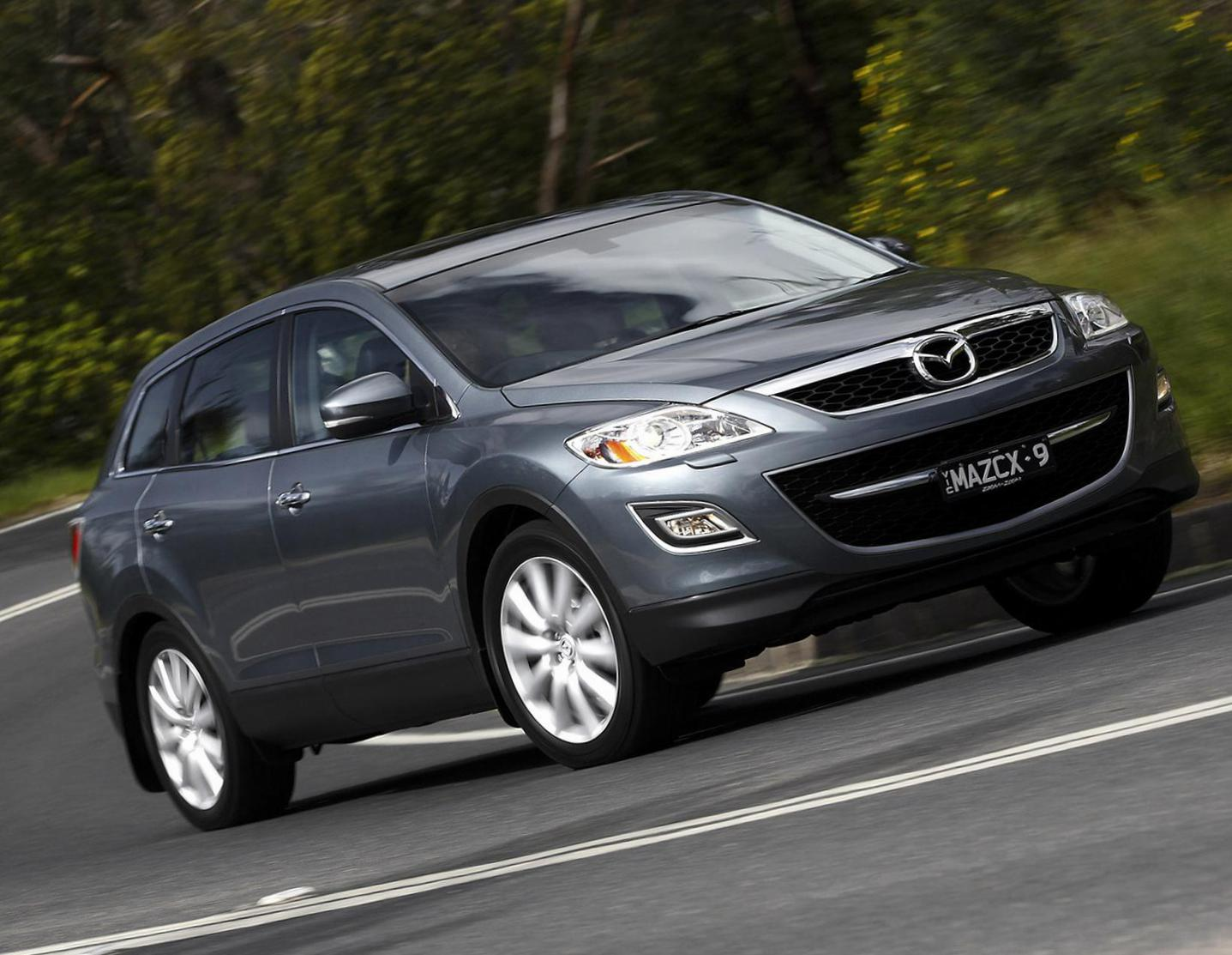 Mazda CX-9 Specifications wagon