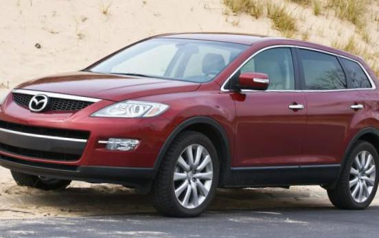 CX-9 Mazda Specification suv