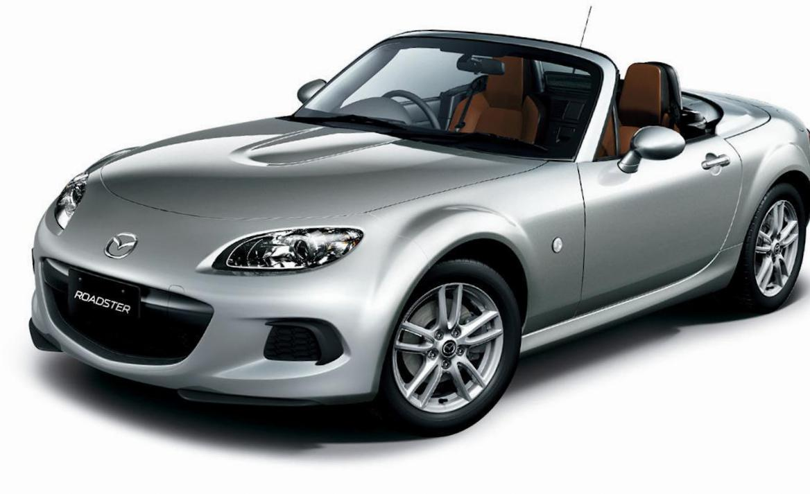 MX-5 Roadster Mazda prices 2013