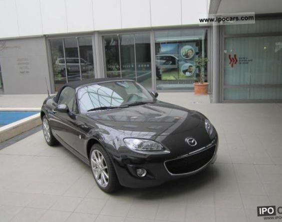 Mazda MX-5 Roadster Coupe parts 2015