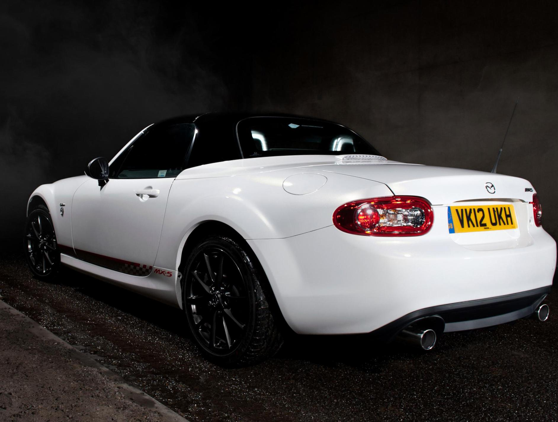 MX-5 Roadster Coupe Mazda reviews 2013