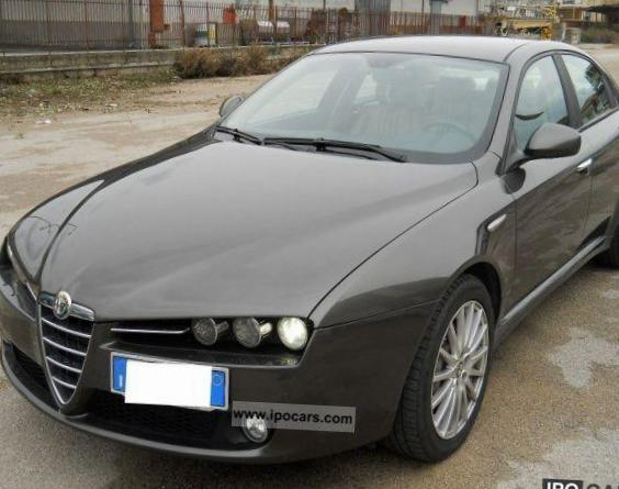 159 Alfa Romeo price sedan