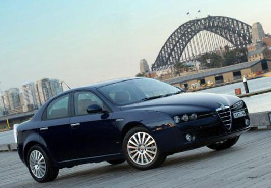 159 Alfa Romeo prices 2010