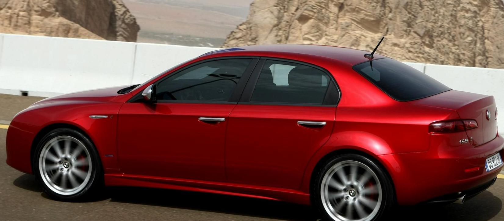 Alfa Romeo 159 how mach 2006