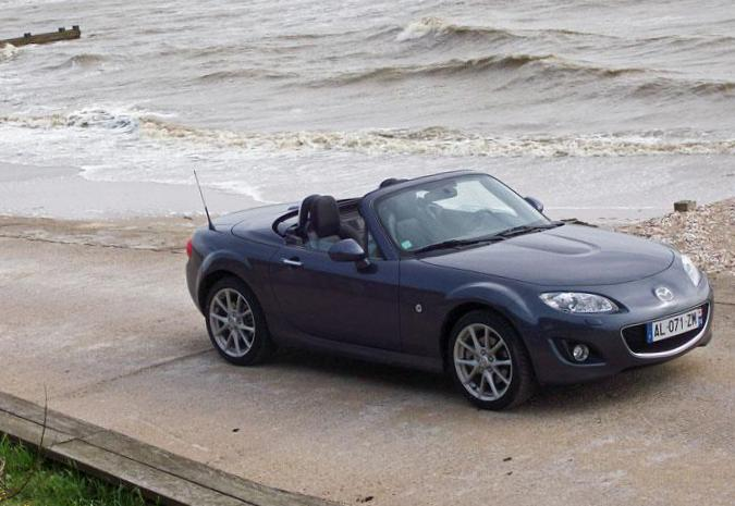 MX-5 Roadster Mazda configuration suv