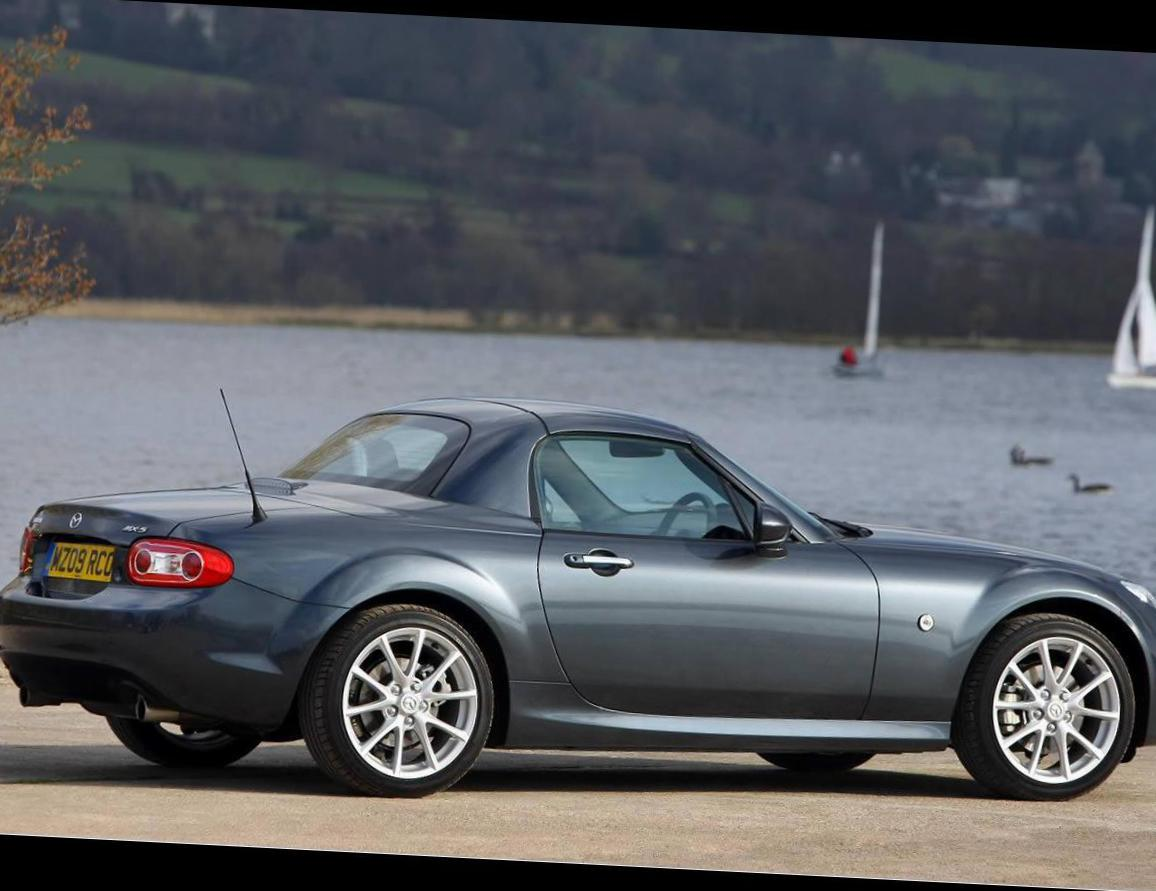 MX-5 Roadster Mazda review 2008