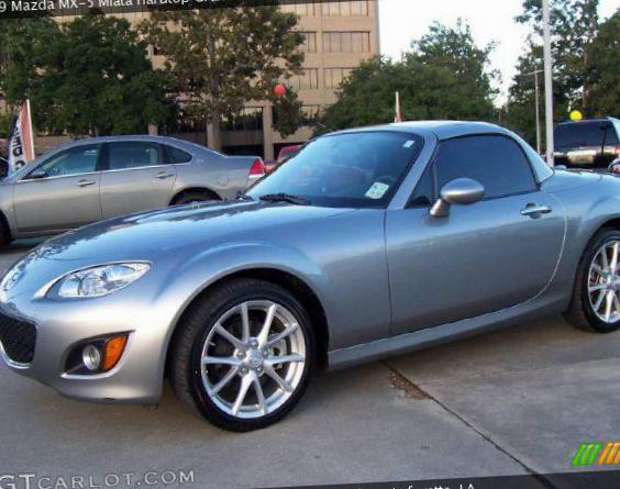 MX-5 Roadster Mazda Specification 2009