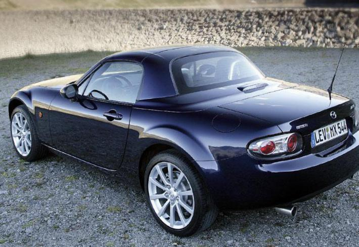 Mazda MX-5 Roadster Coupe prices 2009
