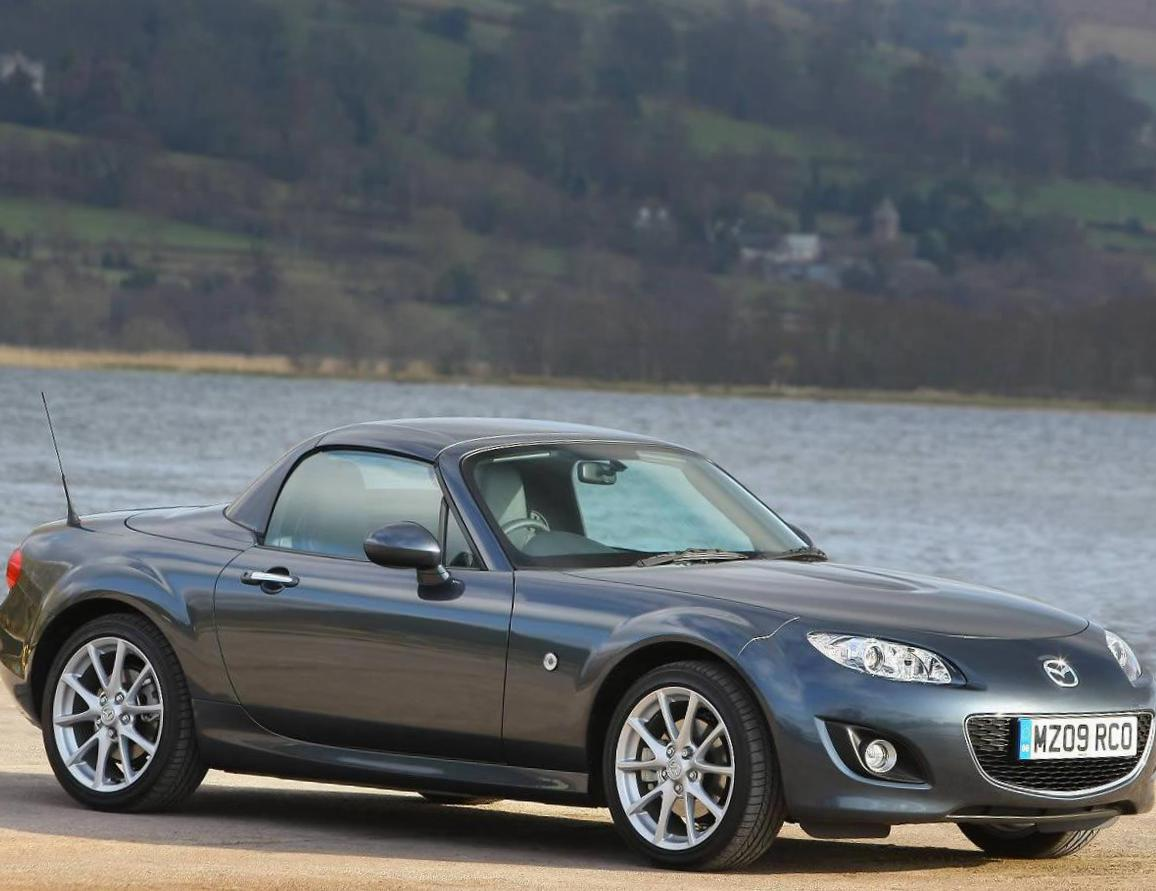 MX-5 Roadster Coupe Mazda Specifications 2010