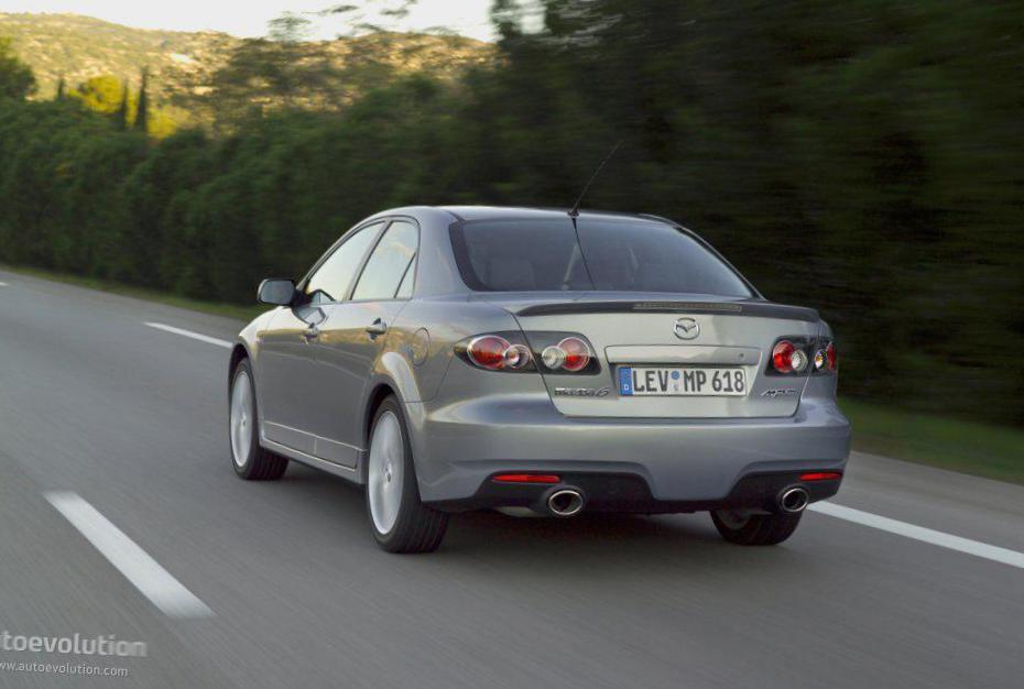 6 MPS Mazda Specs 2006