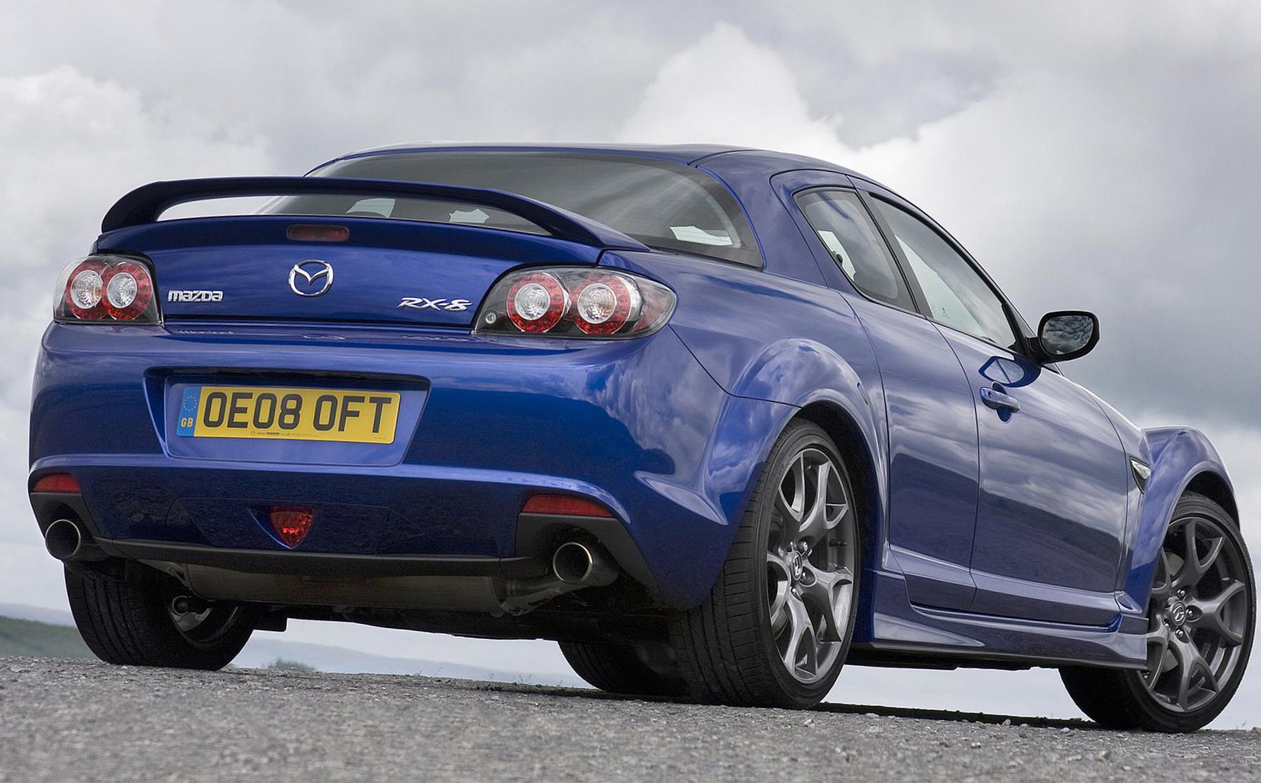 Mazda Rx 8 Suv