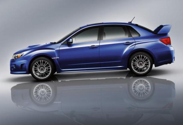 Subaru Impreza how mach liftback