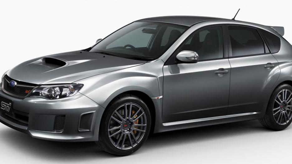 Subaru Impreza model hatchback