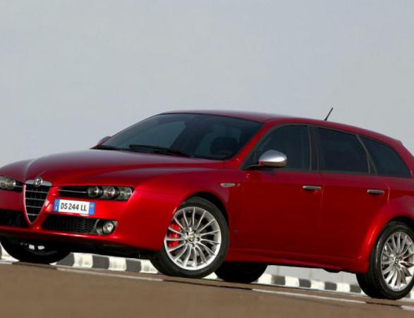 159 Sportwagon Alfa Romeo review 2012