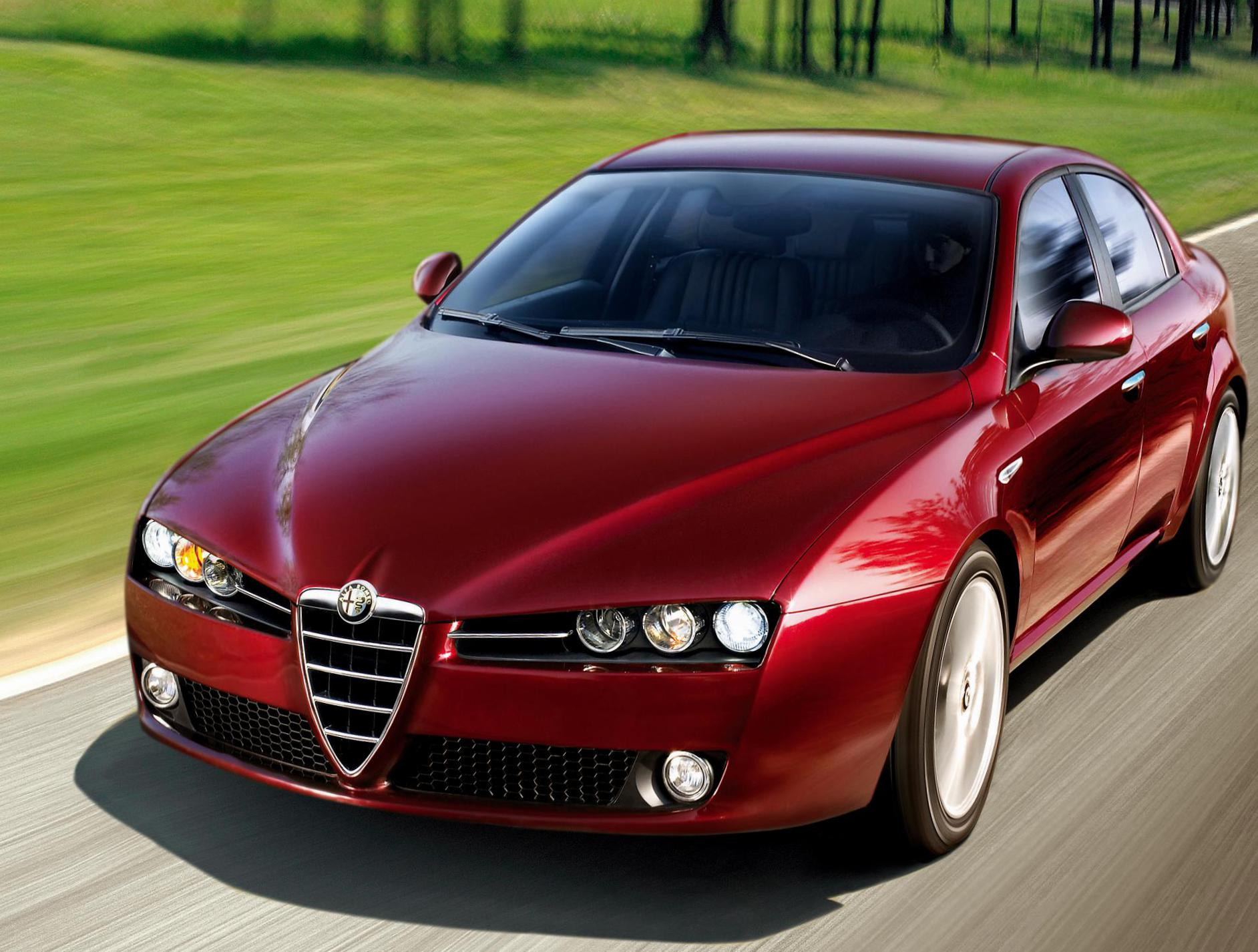 159 Sportwagon Alfa Romeo used sedan