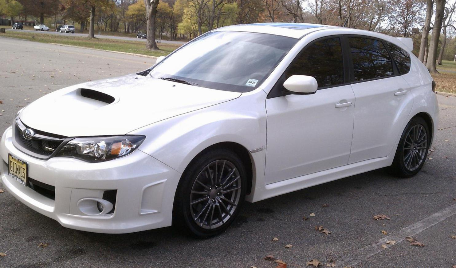 Subaru Impreza review 2015