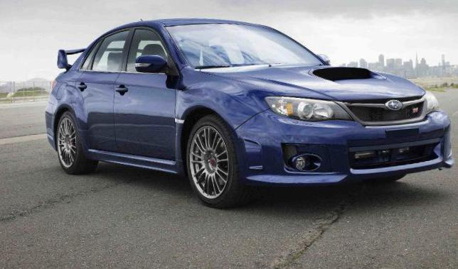 Subaru Impreza Specifications 2006