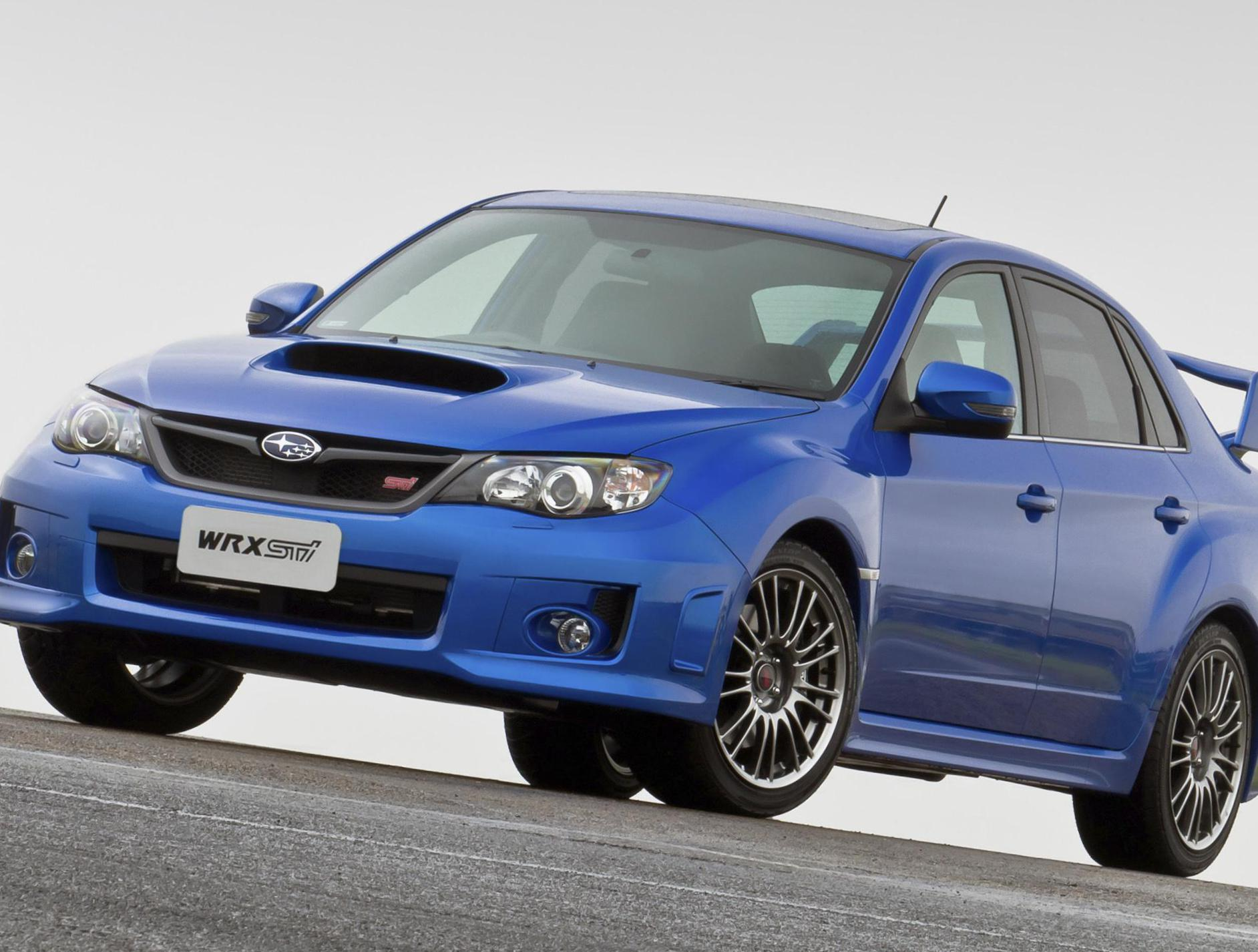 Subaru Impreza WRX approved 2011