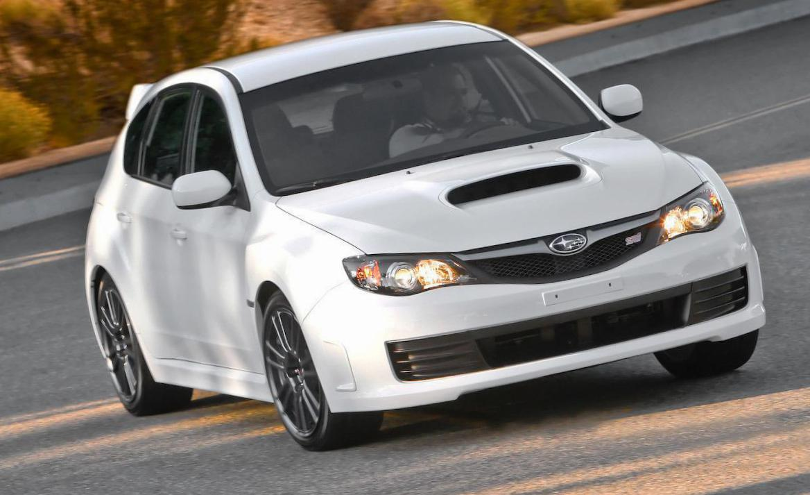 Subaru Impreza WRX reviews 2014