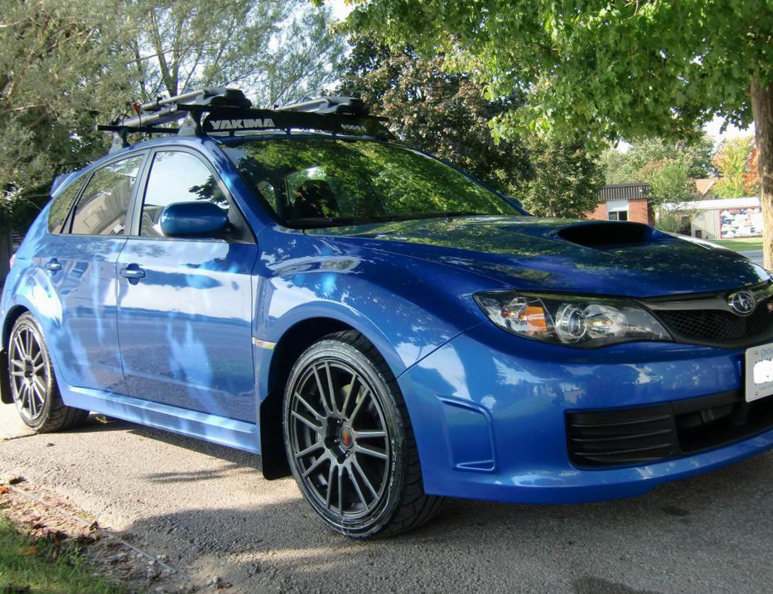 Subaru Impreza WRX prices 2008