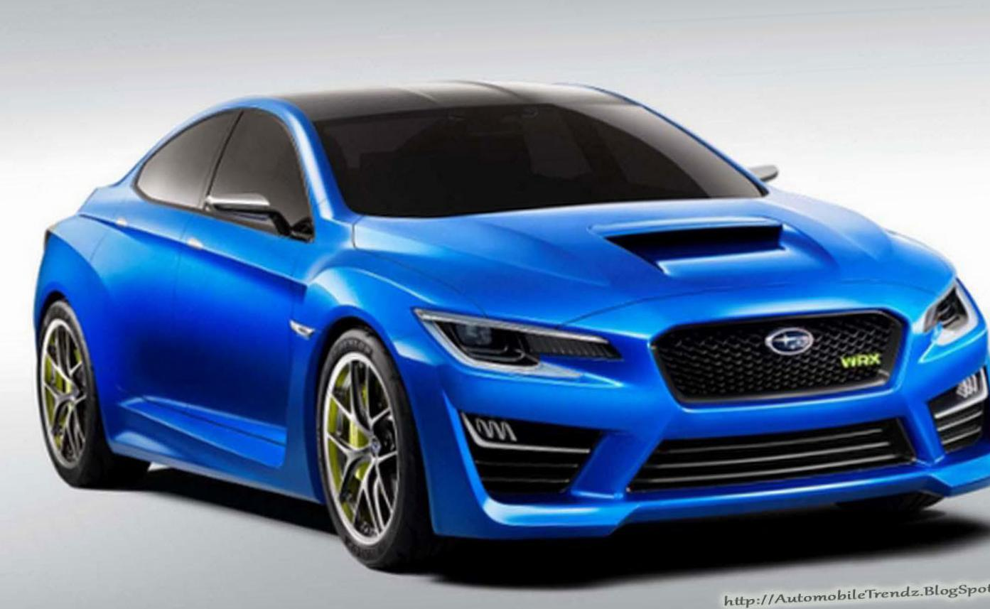 WRX STI Subaru review 2014
