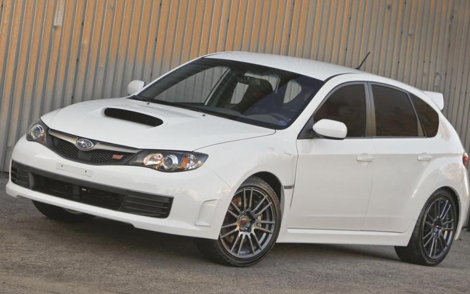 Impreza WRX STI Subaru reviews hatchback