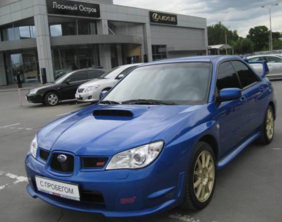 Sti For Sale >> Subaru Impreza Wrx Sti Photos And Specs Photo Subaru