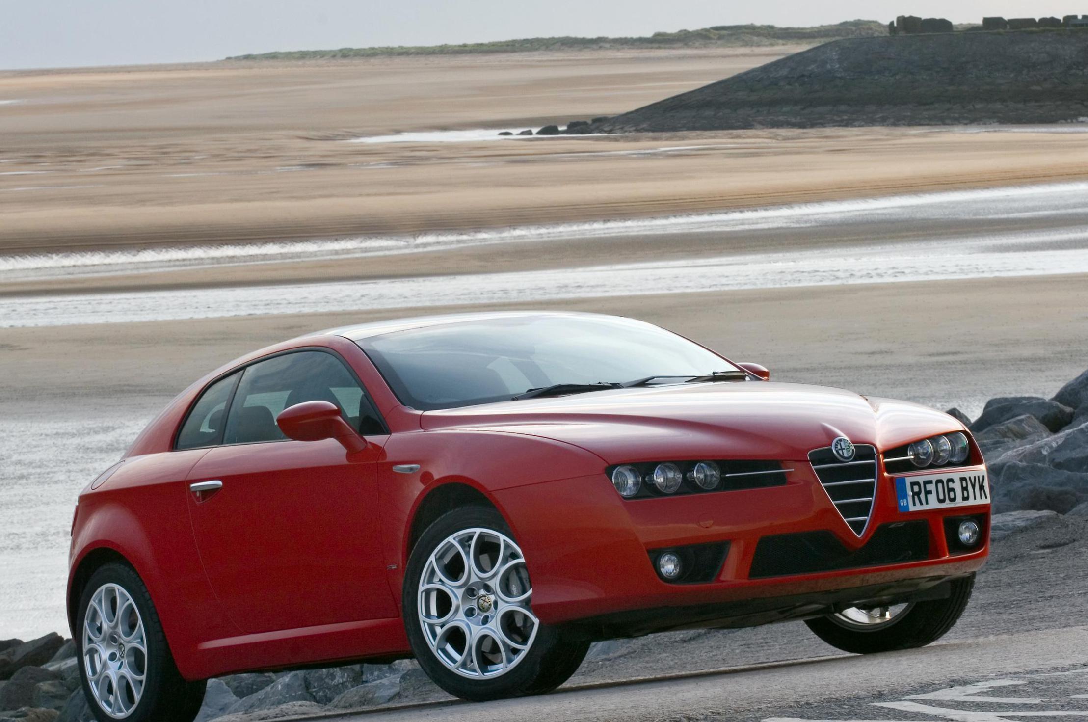 Alfa Romeo Brera Photos And Specs Photo Alfa Romeo Brera Usa And - Alfa romeo brera for sale usa