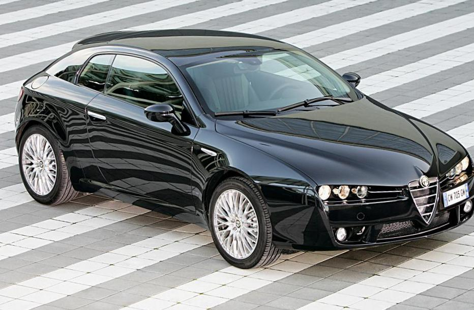 Alfa Romeo Brera Photos And Specs Photo Brera Alfa Romeo Usa And - Alfa romeo brera for sale usa