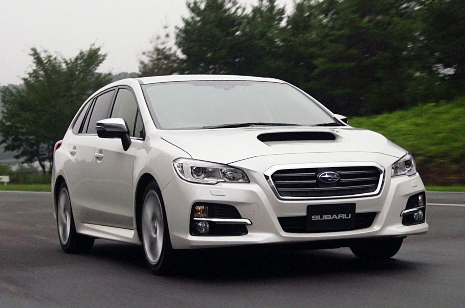 Subaru Levorg review 2010