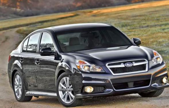 Legacy Subaru Specifications 2008