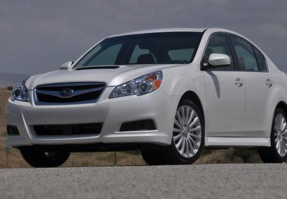 Legacy Subaru reviews 2008