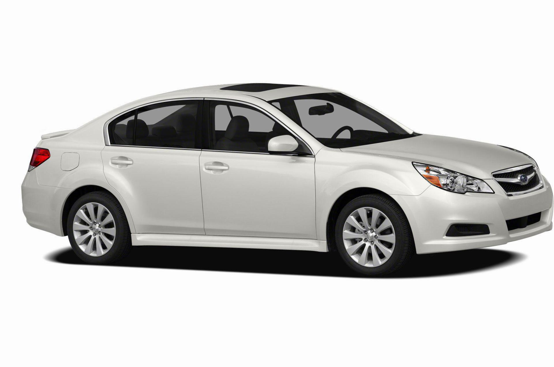 Legacy Subaru Specifications 2010