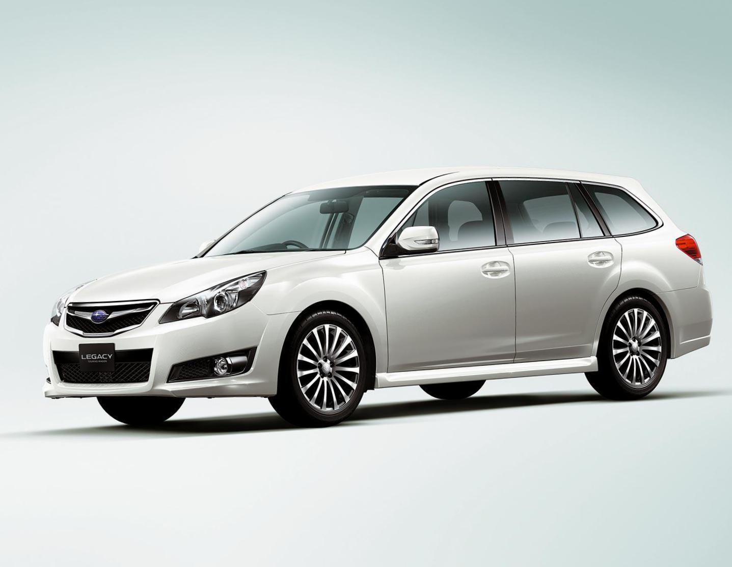 Subaru Legacy Wagon prices sedan