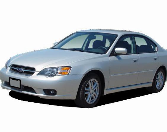 Legacy Subaru Specification 2015