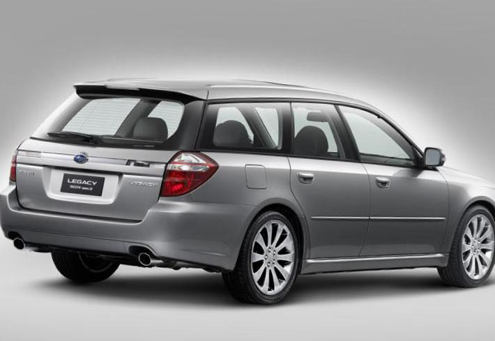 Legacy Wagon Subaru reviews 2011