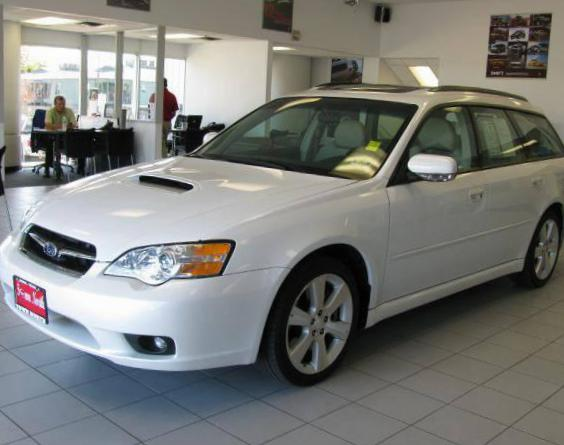 Subaru Legacy Wagon approved 2012