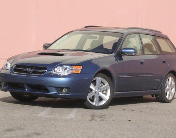 Subaru Legacy Wagon prices 2012