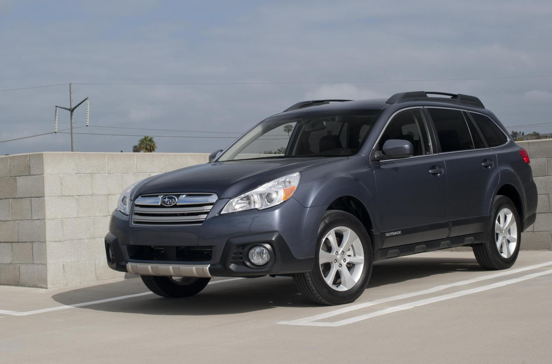 Subaru Outback review sedan