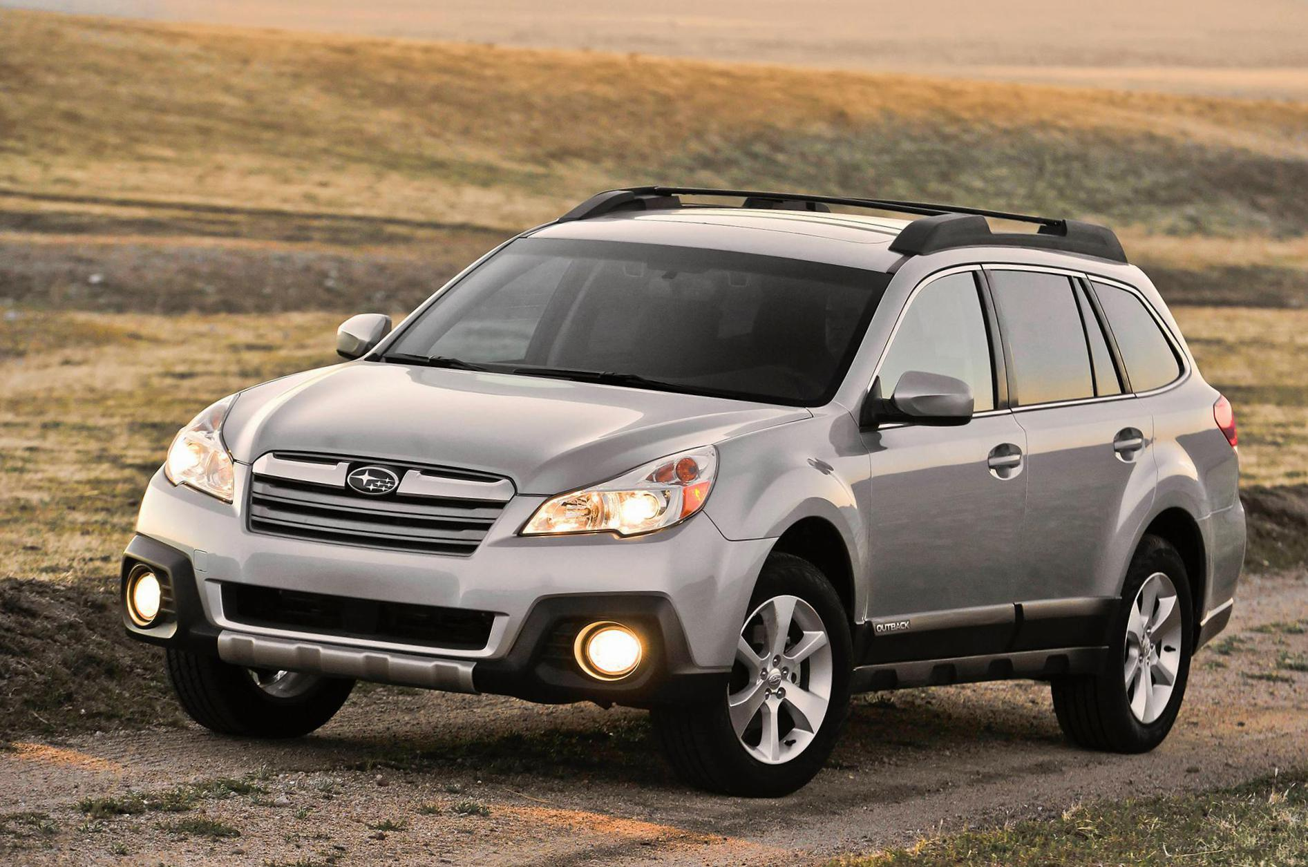 Subaru Outback reviews 2015