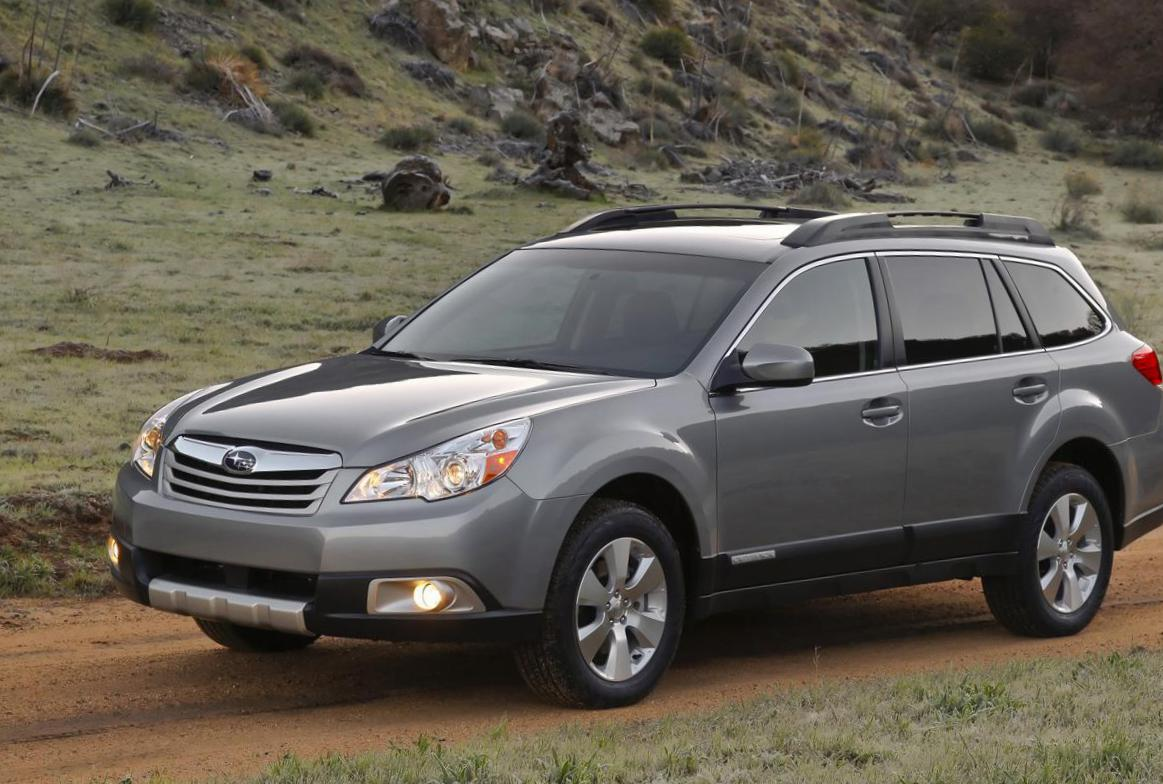 Outback Subaru new 2013